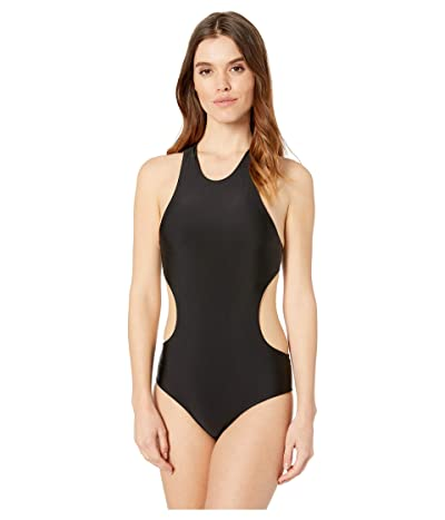 MIKOH SWIMWEAR Florence One-Piece (Night) Women