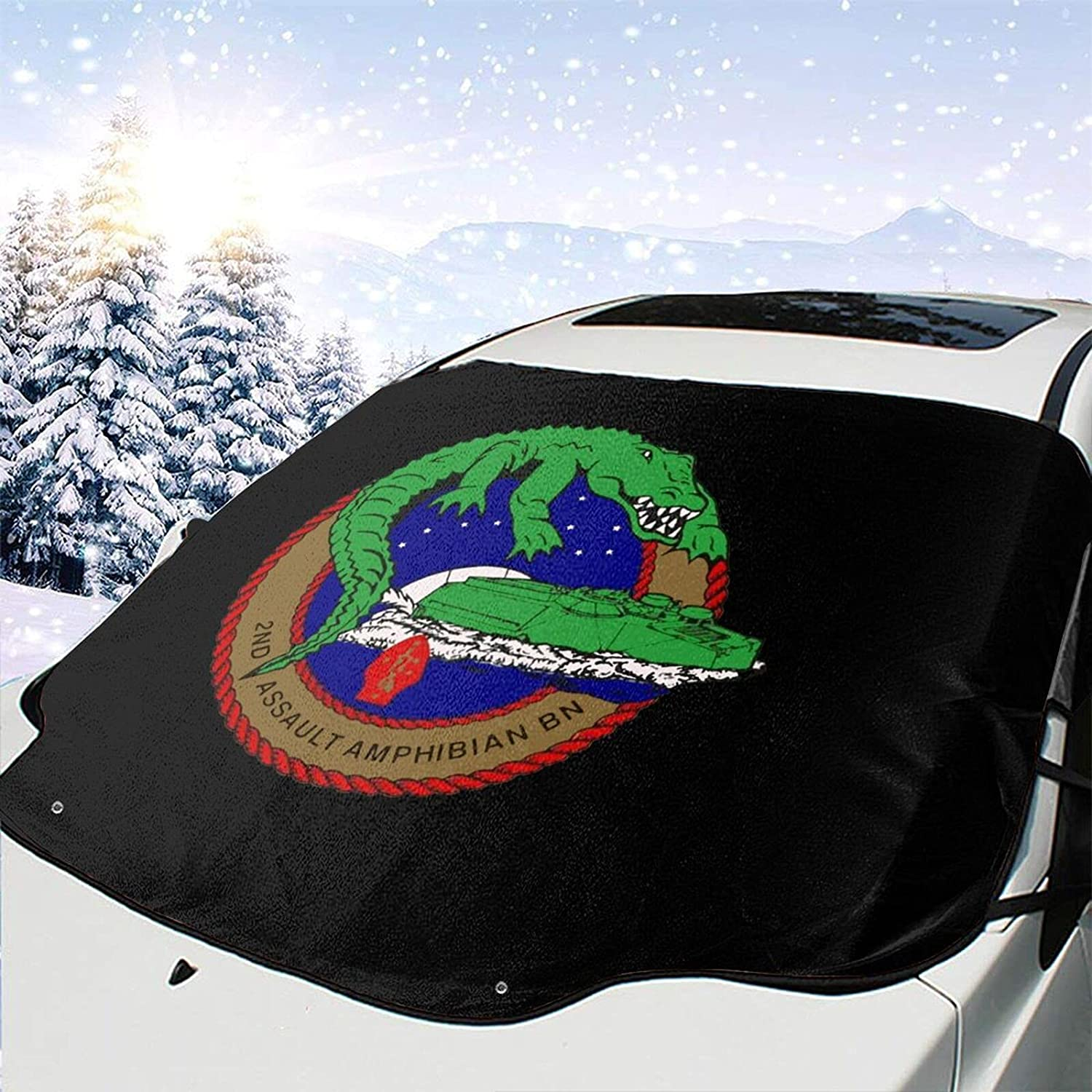 2nd Ranking TOP17 Assault Amphibian Battalion Windshield Cover Remova Ice Special sale item Snow