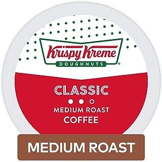 Krispy Kreme Doughnuts, Keurig Single-Serve K-Cup Pods, Classic Light Roast Coffee, 72 Count