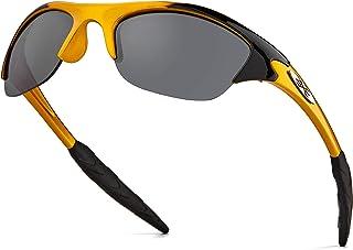 Kids Sunglasses - Sporty Half Frame Children Toddler...