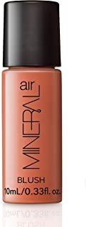 Mineral Blush – Airbrush Blush Makeup (Rose Petal) Buildable 10-Hour Liquid Cheek Color for Mineral Air Mist Device— 10 ml, Travel Size