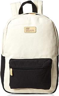 حقيبة ظهر كاجوال للجنسين من سكيتشرز، بيج -S127-6