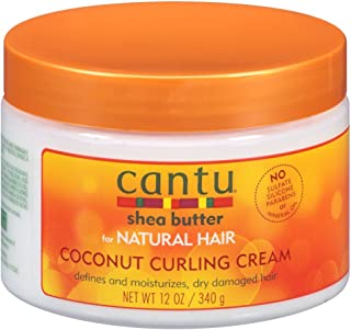 cantu coconut curling cream 12 fl oz