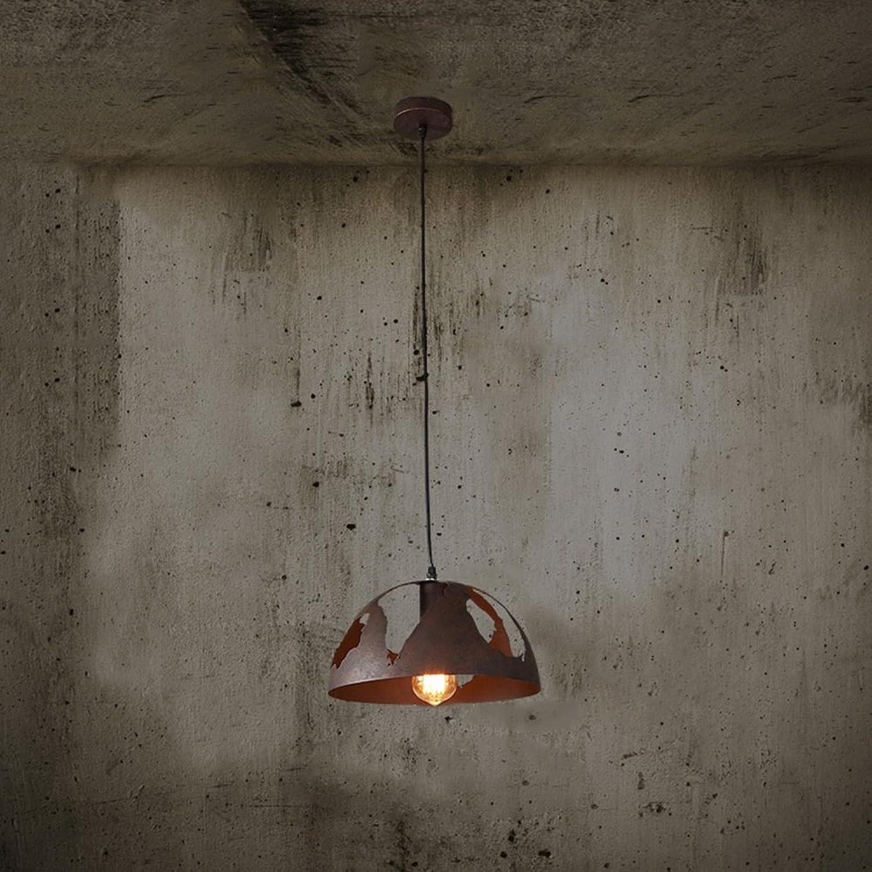 Kronleuchter Mehr Energie Sparen Iron Kreative Moderne Minimalistische Leuchter Cafe Aisle EIN Schlafzimmer-Bar-Restaurant Leuchter - Mode LOFT -1 Licht (Farbe   3)