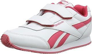 Reebok 宝蓝色 Cljog 2 2v,女孩竞赛跑鞋