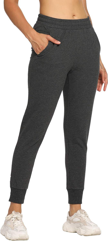 security CQC Women's quality assurance Active Yoga Jogger Ru Cotton Pants Sweatpants Lounge