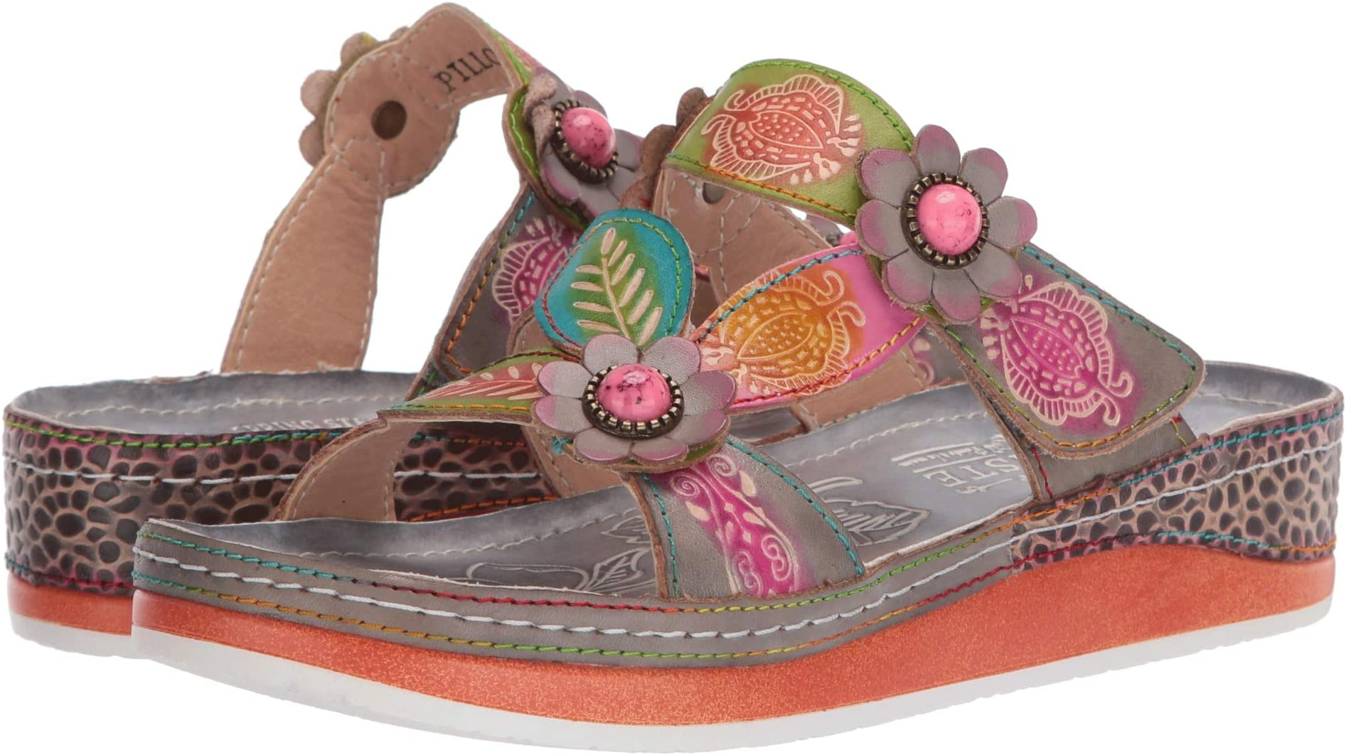 L'Artiste  Sandals