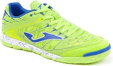 Joma Indoor Soccer Shoes Super REGATE SREGW_811 Fluo-Royal Calcetto Scarpa