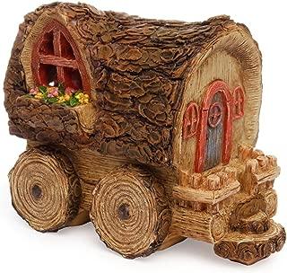 Marshall Miniature Fairy Garden Fairy Wagon