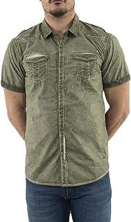 c1c942566ee23 Amazon.fr : Lee Cooper - Chemises / T-shirts, polos et chemises ...