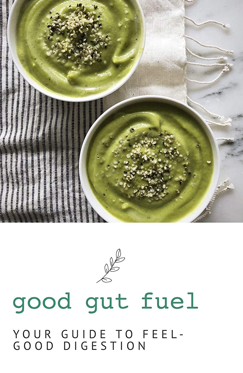 Good Gut Fuel: Your Guide to Feel-Good Digestion (English Edition)