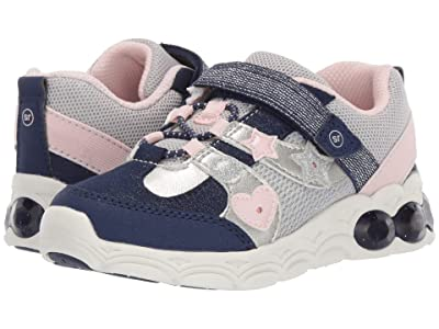 Stride Rite SR Ruby (Toddler) (Navy) Girls Shoes