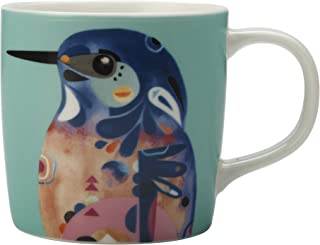 porcelain kingfisher