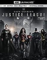 Zack Snyder's Justice League (BIL/4K Ultra HD + Blu-ray)