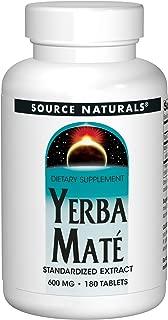 yerba mate vitamins
