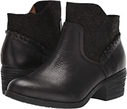 Black Wild Steer/Cow Suede