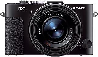 Sony DSC-RX1 - Cámara compacta de 24.3 MP (Pantalla de 3.0 Sensor de fotograma Completo estabilizador de Imagen Digital Video Full HD Anilla de Enfoque y Apertura) Color Negro