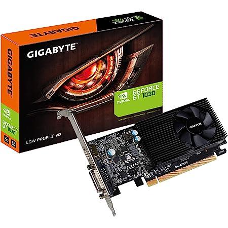 Gigabyte GeForce GT 1030 GV-N1030D5-2GL Low Profile 2G Computer Graphics Card