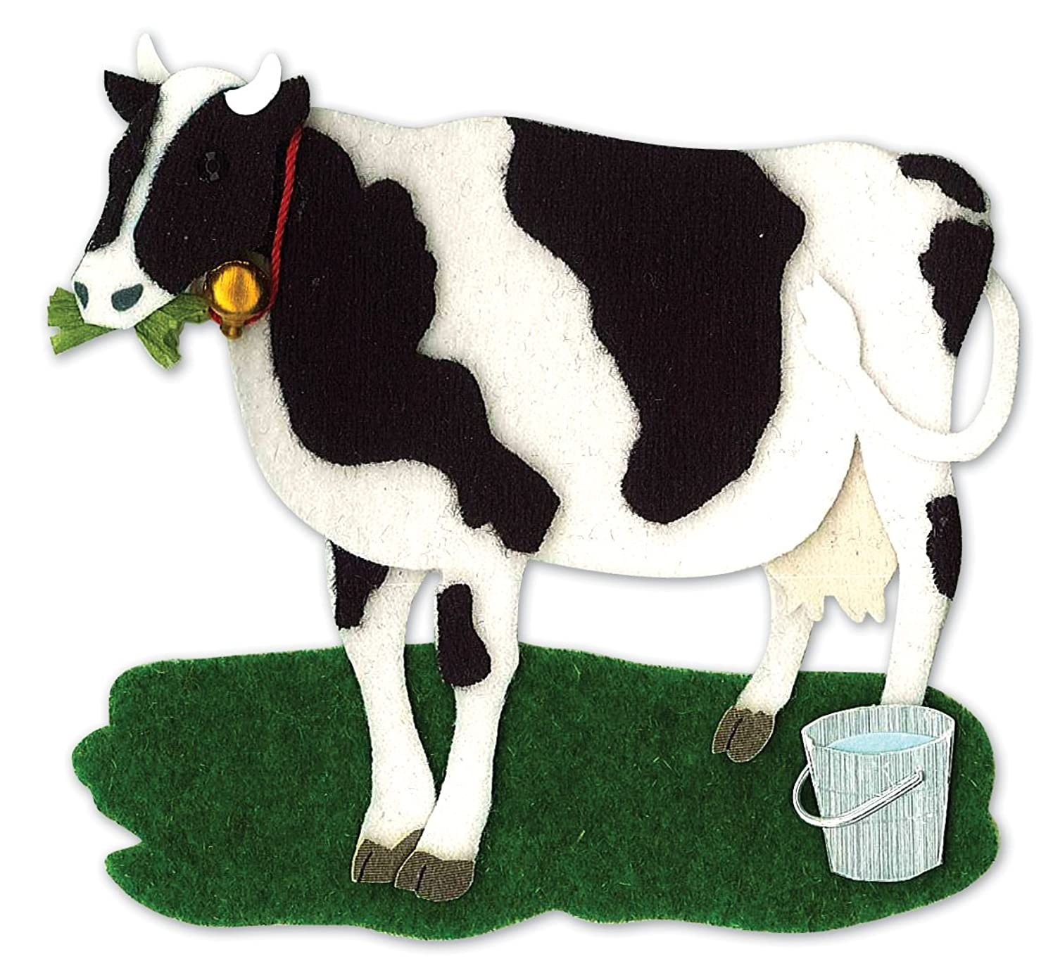 Sticko & Jolee's By You Dimensional Embellishments: Cow