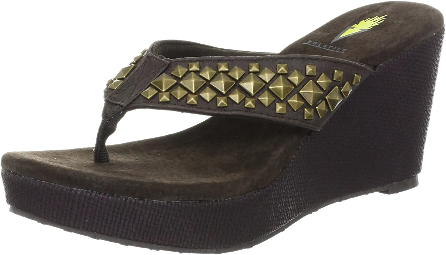 Volatile Women's Giza Wedge Sandal