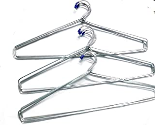 IVANIC Heavy Stainless Steel Cloth Hanger -Set of 24