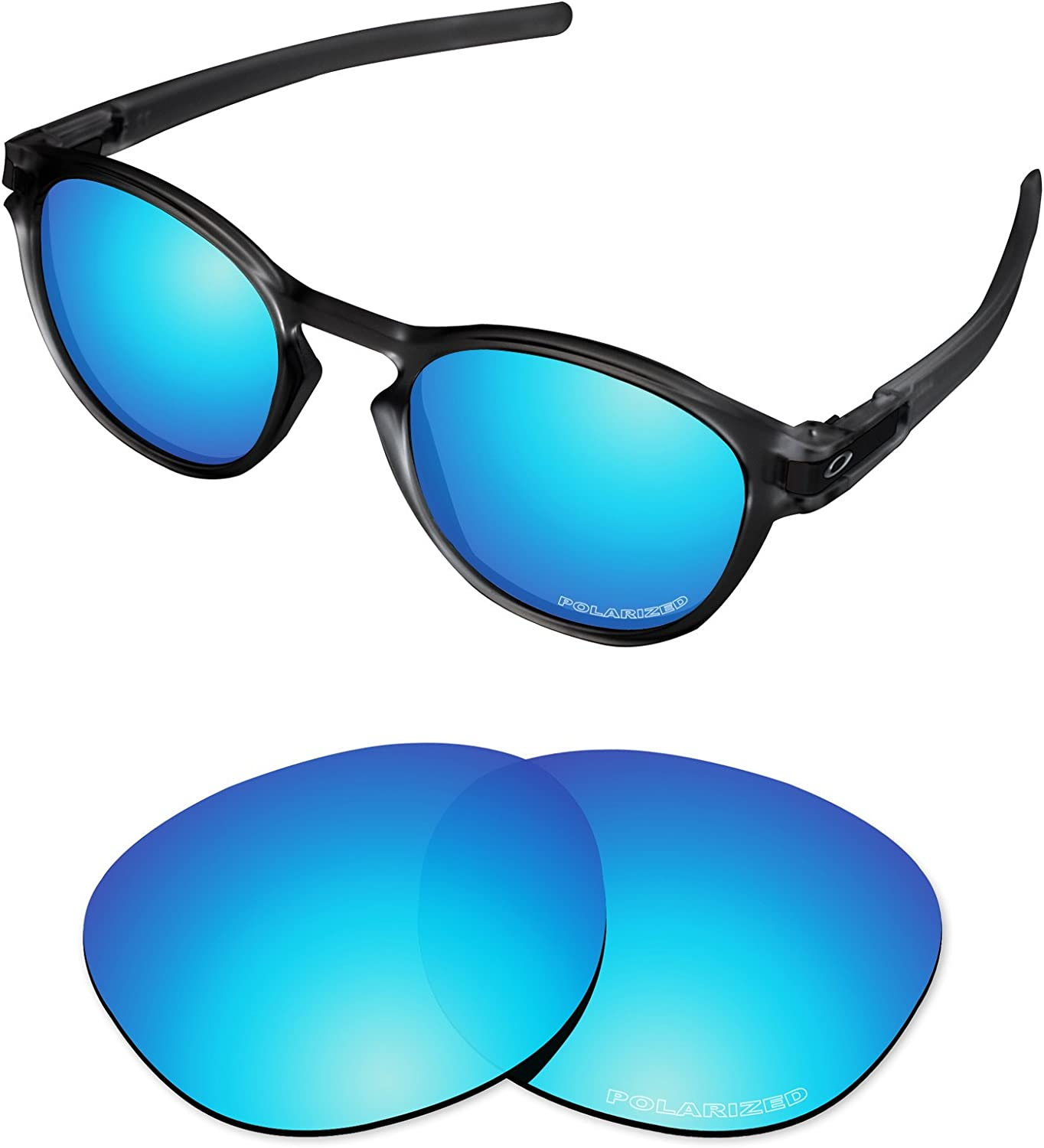 2021 spring and summer new Tintart Performance Max 57% OFF Lenses Compatible Polarize with Latch Oakley