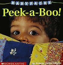 Peek-a-Boo! (Baby Faces Board Book): Peek-a-boo
