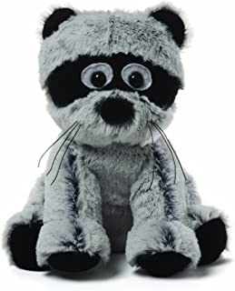 GUND Mushmellows Seated Racoon Plush