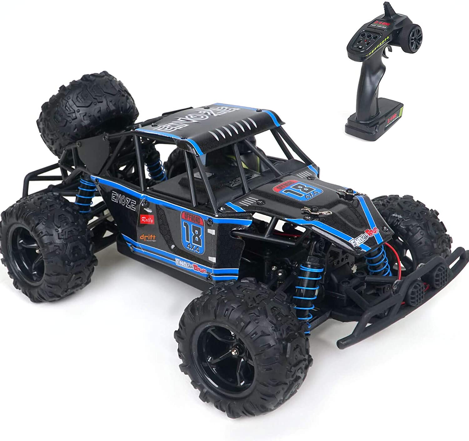 WOWRC Ranking TOP5 New sales RC Car 1 18 Scale 4WD 40KM Crawler Monster Truck Rock h