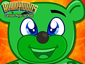 Howdytoons Cartoon Music for Kids