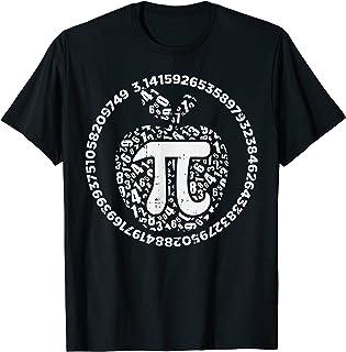 Funny Pi Day Apple Shirt 3.14 Math Teacher Student Gift T-Shirt