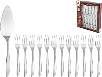 H&H Caprice Box 13 Pieces Cutlery Dolce