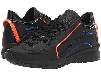DSQUARED2 551 Sneaker (Black/Blue) Men