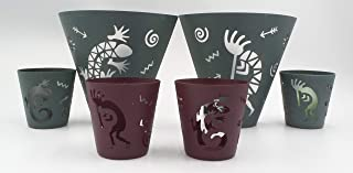 partylite sconce candle holders