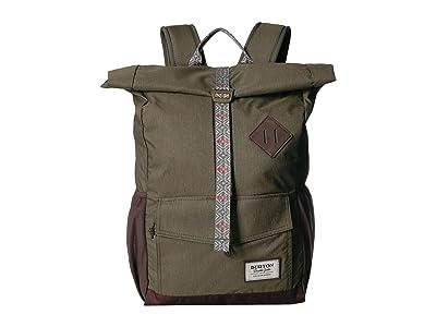 Burton Export Pack (Keef Heather) Backpack Bags