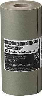 3M 3M Hand-Masker Premium Quality Masking Paper, 6-Inch x 60-Yard