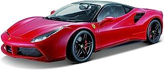 Bburago 18-16905 Ferrari 488 Gtb Diecast Car - Red