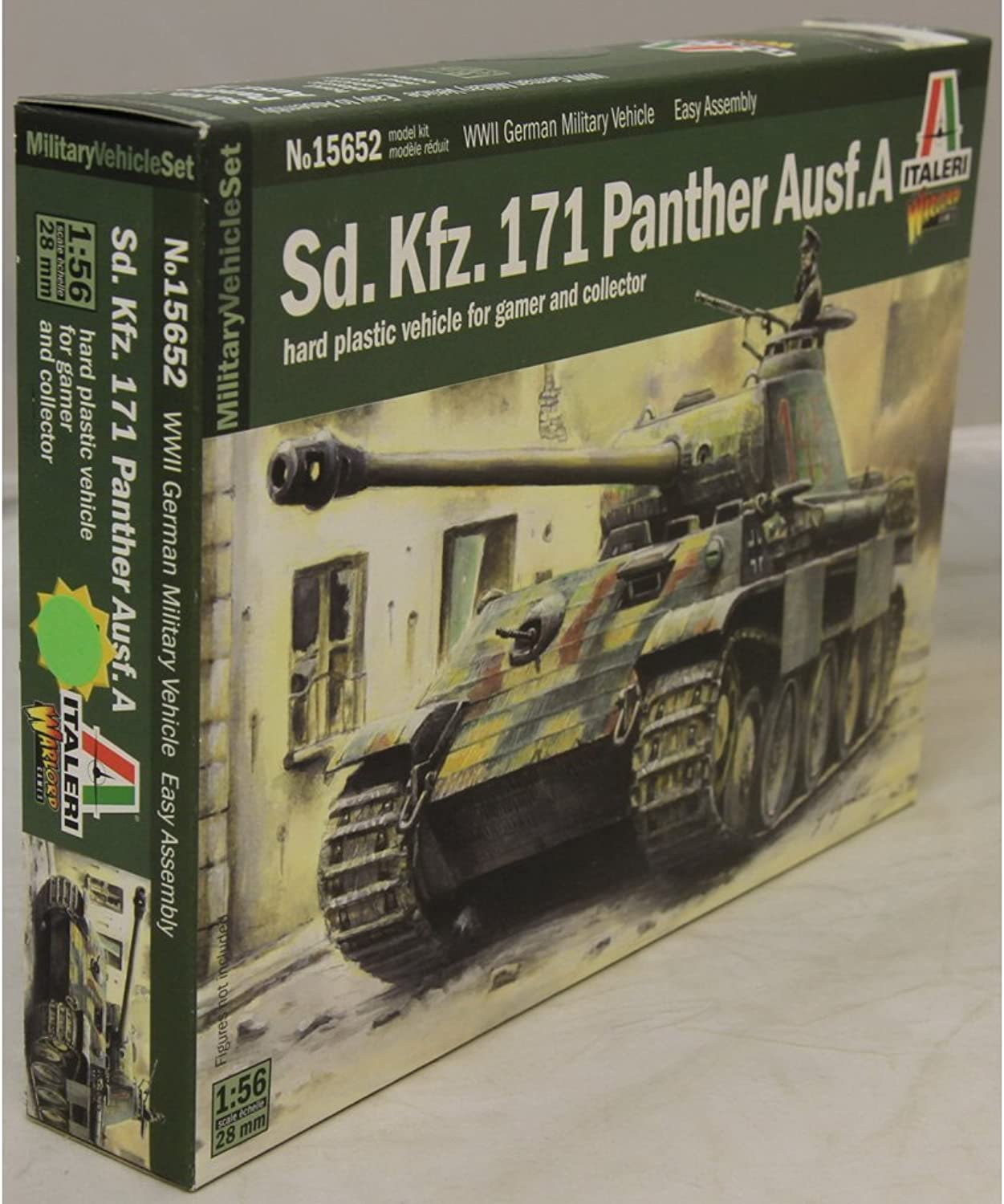 15652 1 56 Sd.Kfz 171 Panther Ausf.A