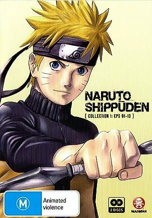 Naruto Shippuden Collection 01 (Eps 01-13) (DVD)