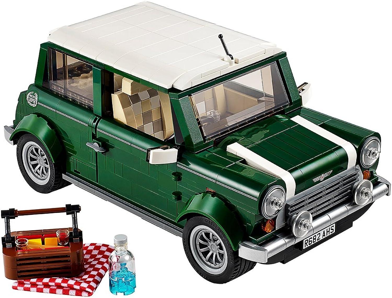 saludable LEGO Creator Expert 10242 Mini Cooper Cooper Cooper Building Kit by LEGO  alta calidad y envío rápido