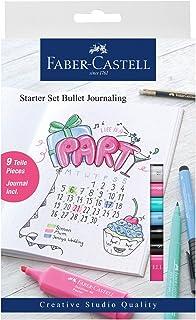 Set Faber Pitt 9 piezas Bullet Journaling