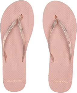 8b16853e1483 Spark Gold Light Taupe. 148. Tory Burch. Metallic Leather Flip-Flop.   68.00. 5Rated 5 stars. Rose Gold Rose