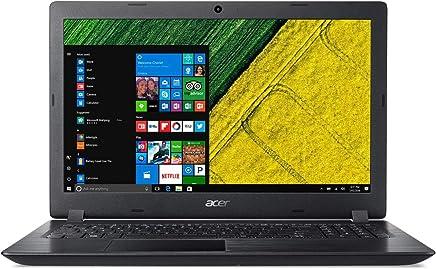 Acer Aspire 3 (AMD A4-9120 - 7th Gen/4GB RAM/1 TB HDD/15.6 inch (39.624 cm) Screen/Windows 10 Home) A315-21 (NX.GNVSI.038) (Black, 1.9 kg)