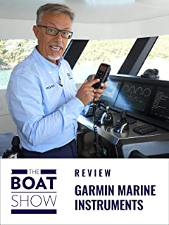 Clip: Garmin Marine Instruments - The Boat Show
