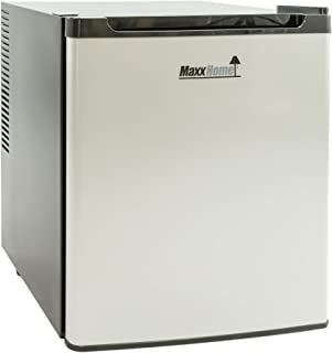 MaxxHome Mini Frigorífico - minibar - 38 litros de capacidad - 230 v - clase energética B (Gris/negro)