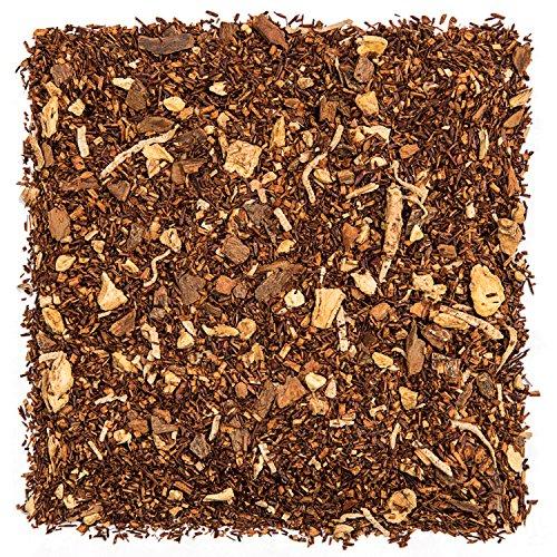 Tealyra - Coconut Vanilla Chai - Red Rooibos Herbal Tea - Loose Tea - Caffeine Free - Lower Blood Pressure & Help Weight Loss - Vitamins Rich Tea - Healthy Tea - 200g