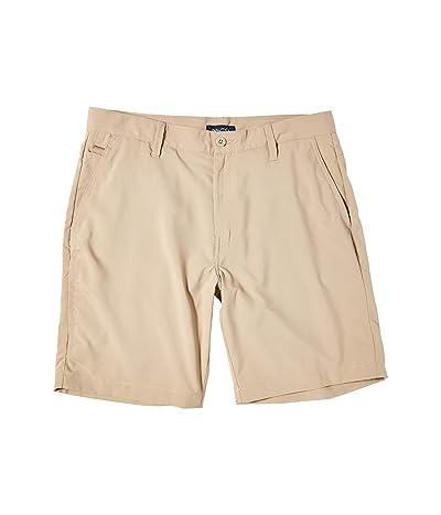 Nautica Navtech Golf Shorts (Brown) Men