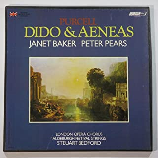 Purcell: Dido & Aeneas / Janet Baker, Peter Pears