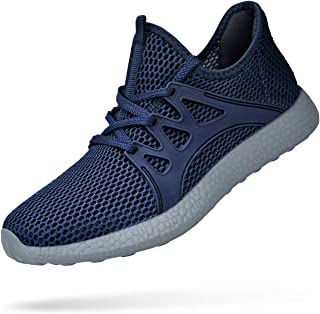 domirica Womens Running Shoes Breathable Lightweight Athletic Mesh Sneakers