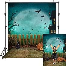 Allenjoy Halloween Theme Backdrop 5x7ft Kid Pumpkin Nightmare Party Photography Background Children Baby Shower Decoration Photography Photo Booth Prop Halloween Decorations Decor Backdrop